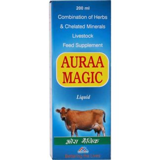 Aura Magic - animal feed supplement liquid
