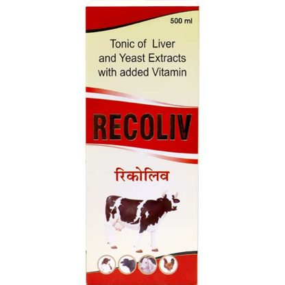 Recolive - A Liver Tonic for Animals